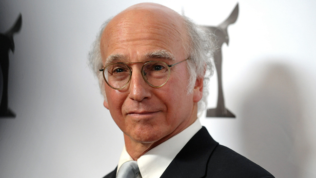 Larry David - Writers Guild Awards - 2010