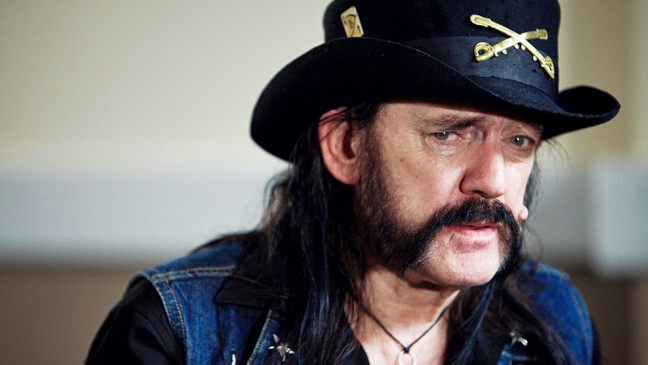 Lemmy Kilmister - 2010
