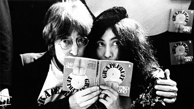 John Lennon & Yoko Ono - 1971