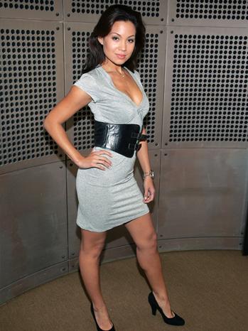 Natalie Mendoza - Lionsgate Films Promotes The Descent - 2006
