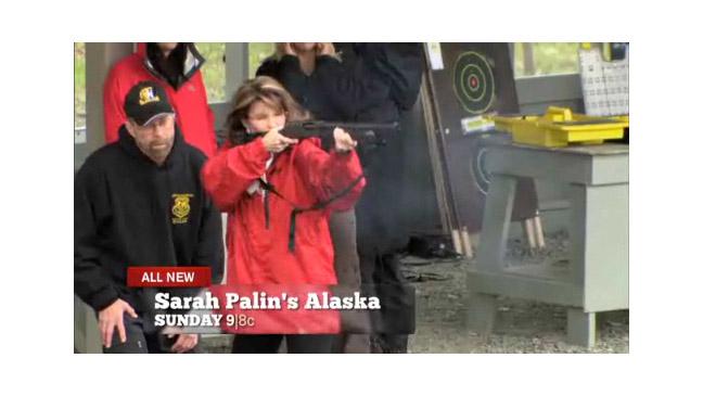 Sarah Palin's Alaska - Screen Shot - 2010