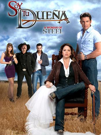 Soy tu duena - Univision - Promo - 2010