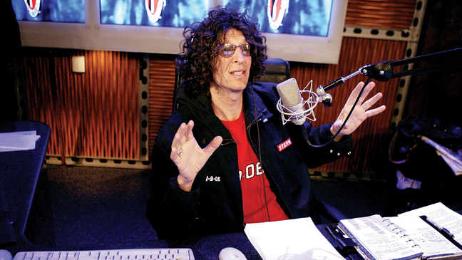 58 BIZ Howard Stern