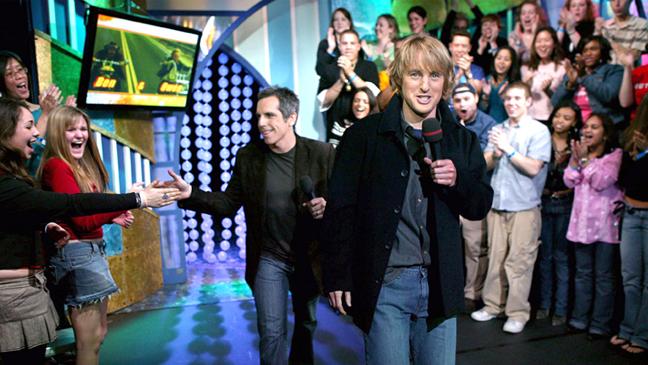 Owen Wilson & Ben Stiller - MTV - 2004