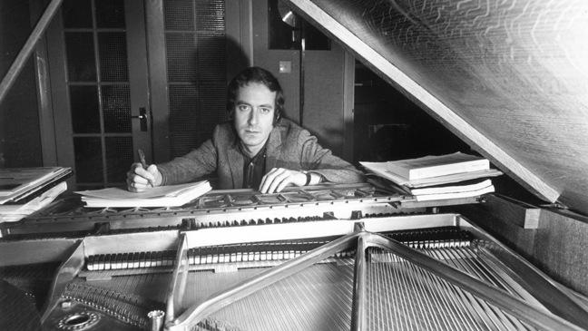 John Barry - At Piano - 1967