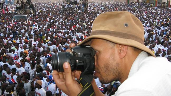 Sundance Film Festival - An African Election - 2010