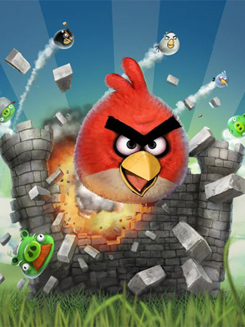 Angry Birds Poster Image
