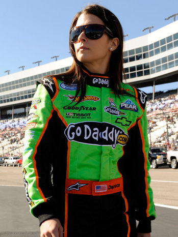 Danica Patrick - O'Reilly Auto Parts Challenge - 2010