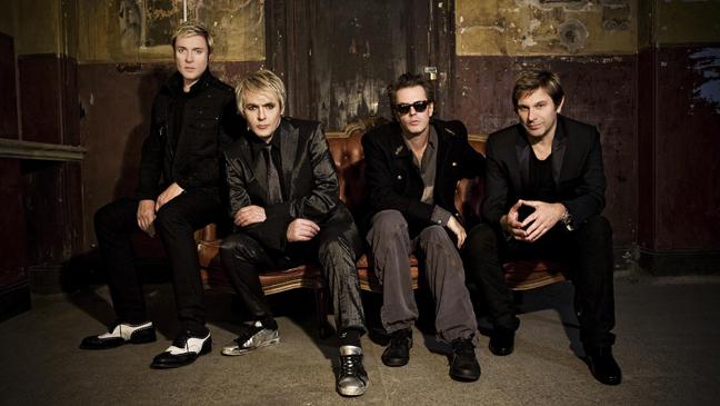 Duran Duran Publicity 2