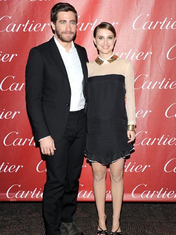 Natalie Portman & Jake Gyllenhaal