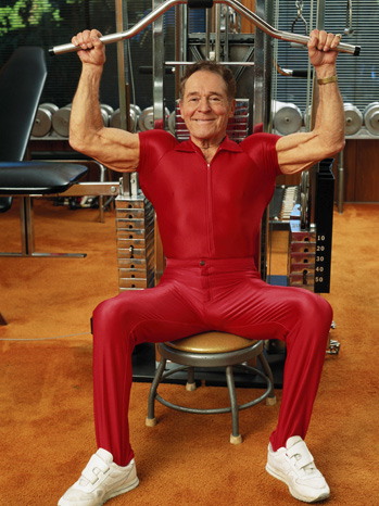 Godfather of Fitness Jack LaLanne Is Laid to Rest | Hollywood Reporter