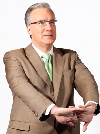 Keith Olbermann - Portrait Session - 2010