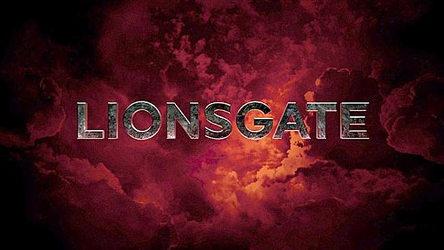 Lionsgate Logo Key Art 2011