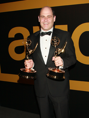 Matthew Weiner - 62nd Annual EMMY Awards - 2010