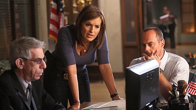 Law & Order SVU - Episode - Wet - 2010