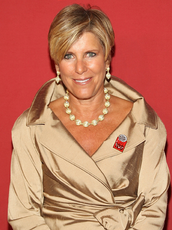 Suze Orman - TIME's 100 Most Influential People Gala - 2008