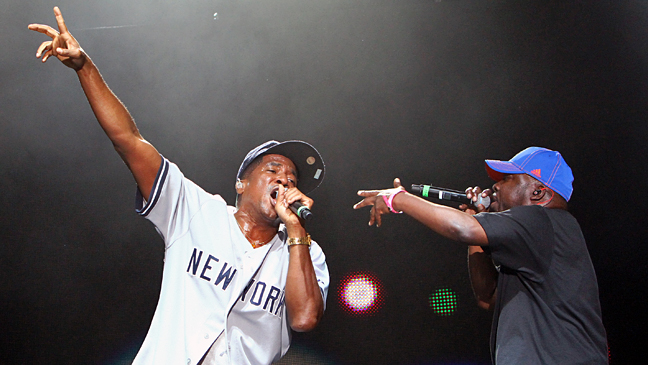 A Tribe Called Quest - Rock The Bells - 2010
