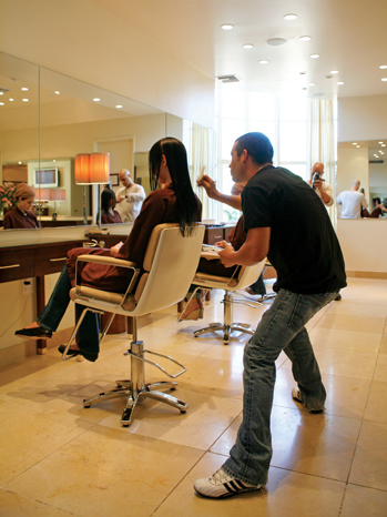 4 STY Argyle Hair Salon