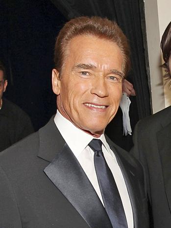 Arnold Schwarzenegger - January 2011