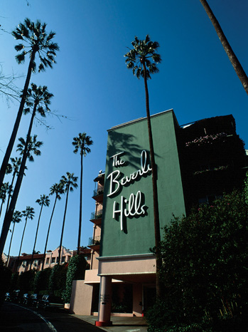 4 FOB The Beverly Hills Hotel