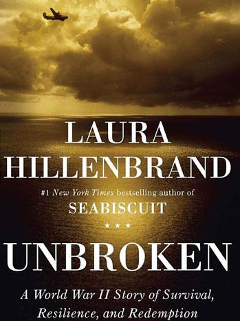 Unbroken book Cover - 2011