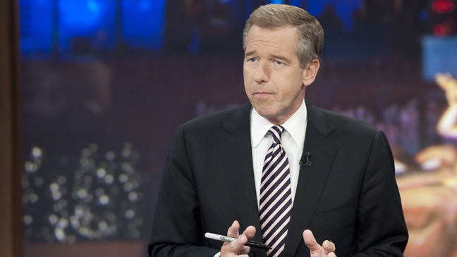NBC NIghly News with Brian Williams