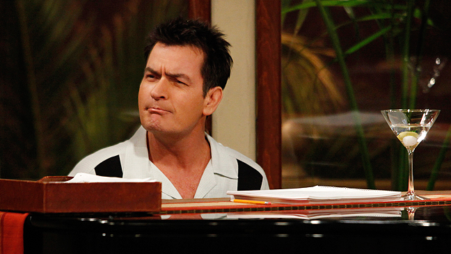 Charlie Sheen - Two and a Half Men - 2010