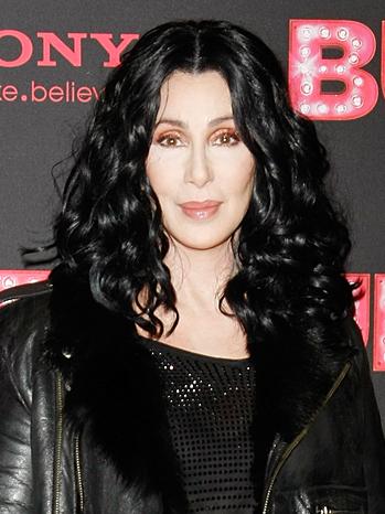 Cher - December 2010
