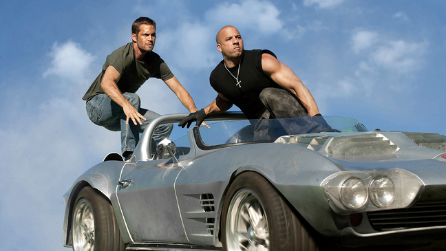 """""""Fast Five"""" (Universal) 