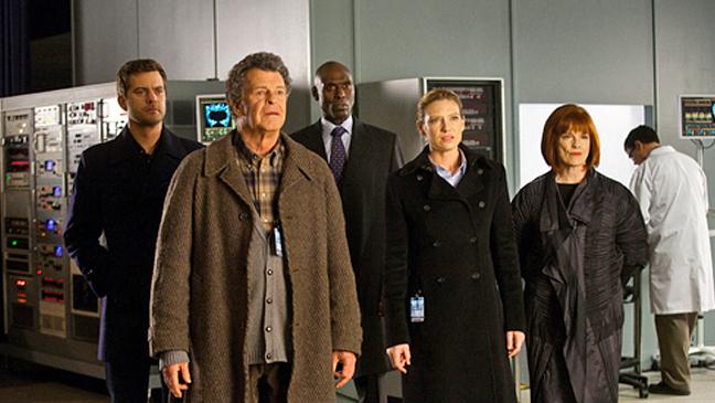 Fringe - Cast - 2011