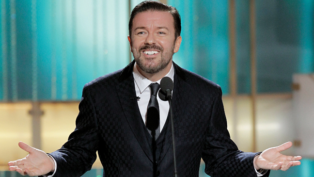 3 REP Ricky Gervais