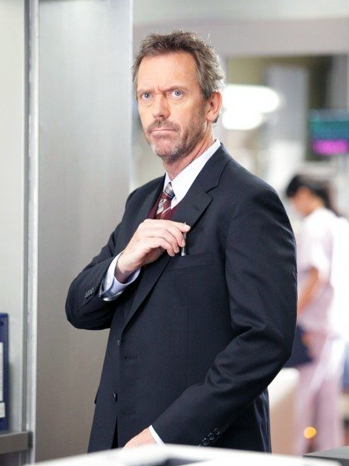 House - Still of Hugh Laurie in House M.D - 2010