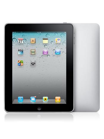 iPad v 1 - PR Shot - 2010