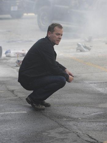 Kiefer Sutherland 24 Jack Bauer