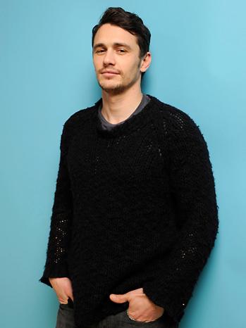 James Franco at Sundance