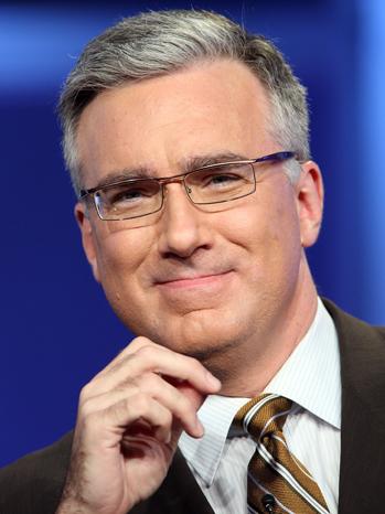Keith Olbermann Blue 2011