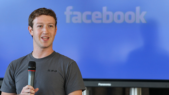 Mark Zuckerberg - Facebook Press Conference - November 2010
