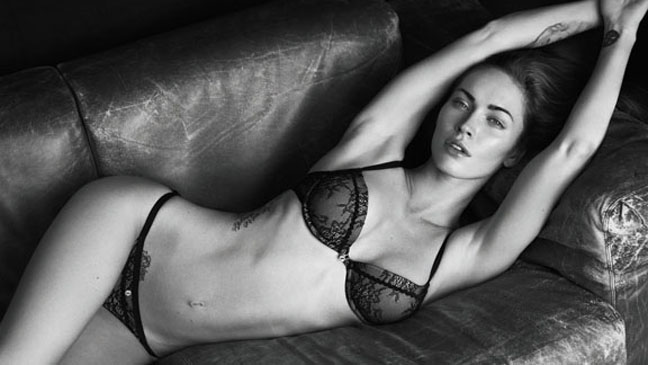 Megan Fox Armani Ad
