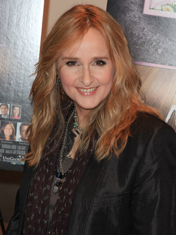 Melissa Etheridge - Supporting Susan G. Komen For The Cure - 2010