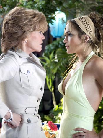 Monster in Law Jane Fonda Jennifer Lopez