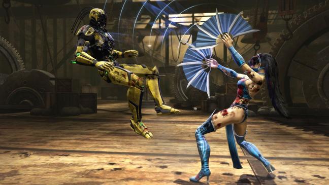 Mortal Kombat 3D – Video Still – 2011