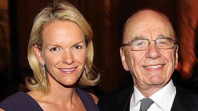 3 REP Elisabeth Murdoch & Rupert Murdoch