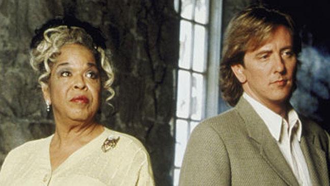Della Reese and John Dye