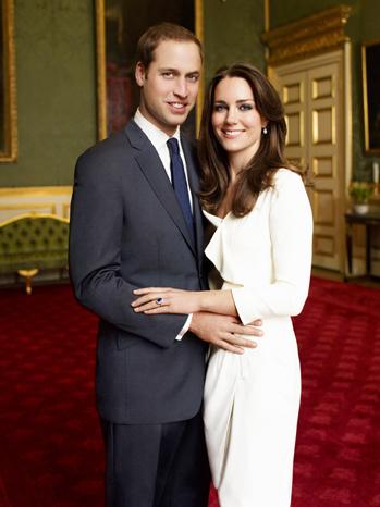 Prince William & Catherine Middleton