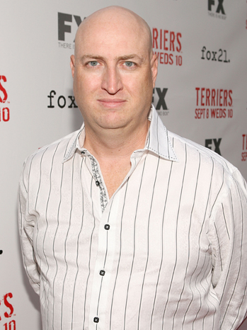 "Shawn Ryan - Screening Of FX's ""Terriers"" - 2010"