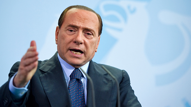 Silvio Berlusconi - Political Plans and Legal Charges