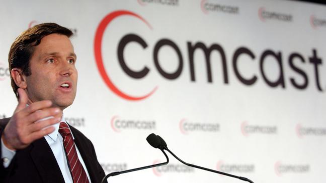 Steve Burke Comcast 2011