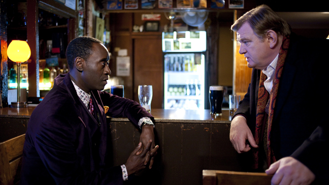 Brenden Gleeson, Don Cheadle, The Guard Sundance Review