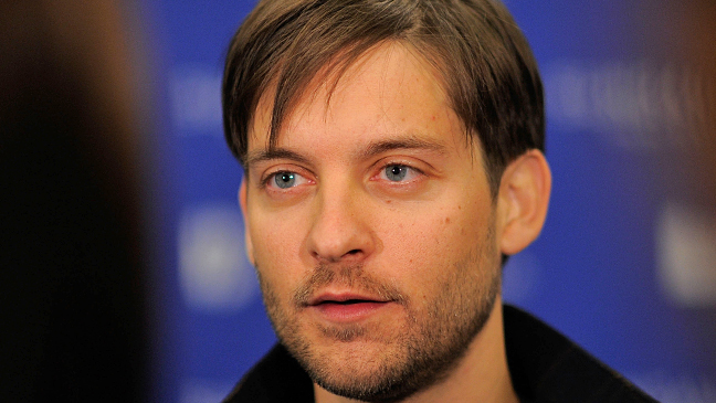 Tobey Maguire - January 2011