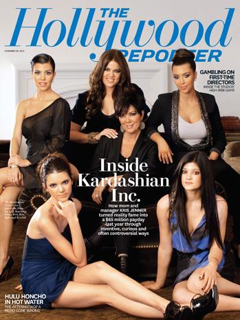 Issue 07 Cover Kardashians